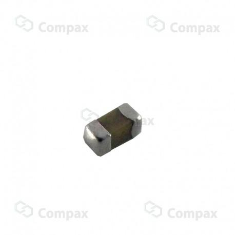 Kondensator ceramiczny MLCC SMD, 0402, 122pF, 5%, 50V, C0G, SAMSUNG