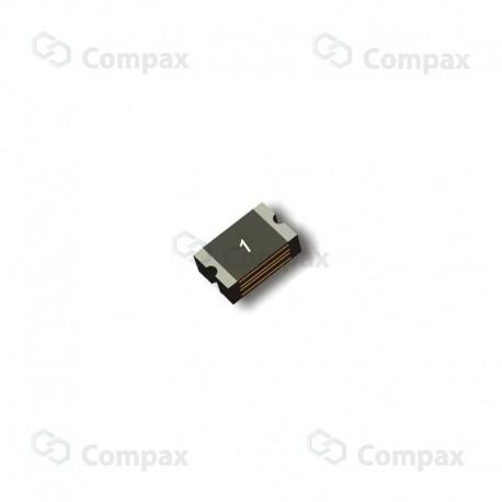 Bezpiecznik polimerowy PTC SMD, 0805, 0.50A/6.0V DC, 100A, ETE