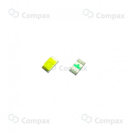 Dioda LED SMD, 0603, Pomarańczowy, 120mcd, 140°, 1.6x0.8x0.7 mm, Refond