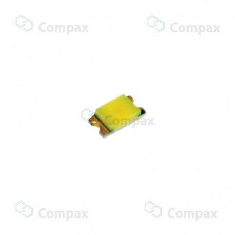 Dioda LED SMD, 0603, Biały, 150mcd, 160°, 1.6x0.8x0.7 mm, Refond