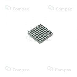 Wyświetlacz LED, matryca, 8x8, RGB, 47.80x47.80mm , R- 665nm G-570nm B-470nm, katoda, Betlux