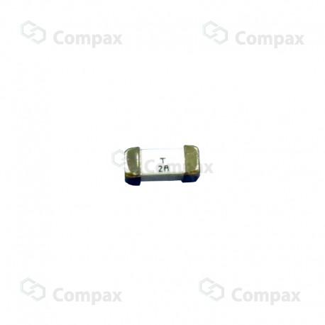 Bezpiecznik ceramiczny SMD, 2410, szybki, 1.6A, 125V AC, EC