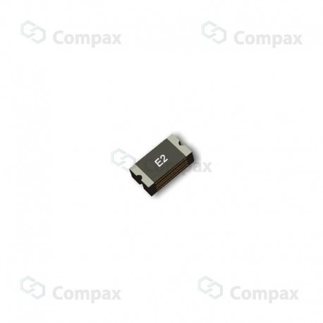 Bezpiecznik polimerowy PTC SMD, 1206, 0.12A/60.0V DC, 100A, ETE